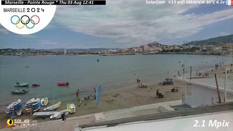 Solarcam.fr : Marseille - Le Prophète Solar Wireless Camer