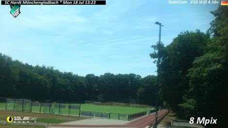 Solarcam.fr : SC Hardt Mönchengladbach de - Solar Wireless Camera via France Webcams