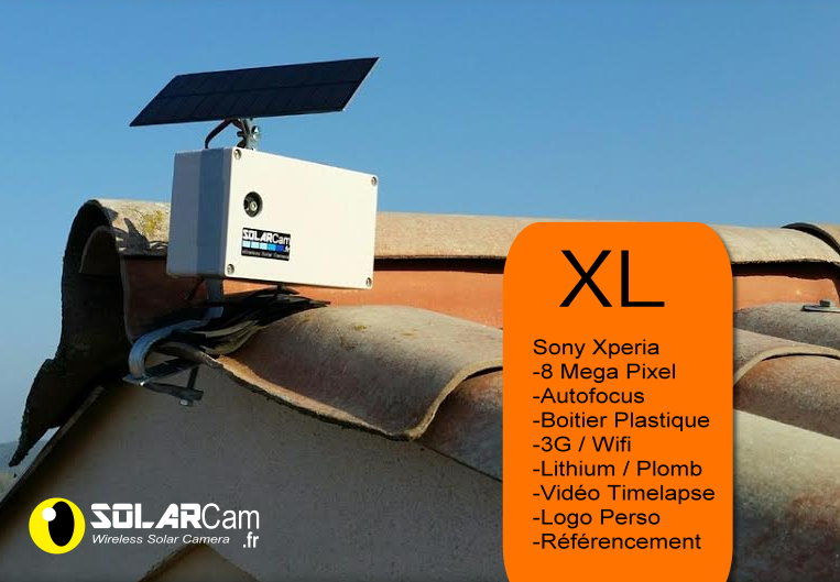wireless solar camera
