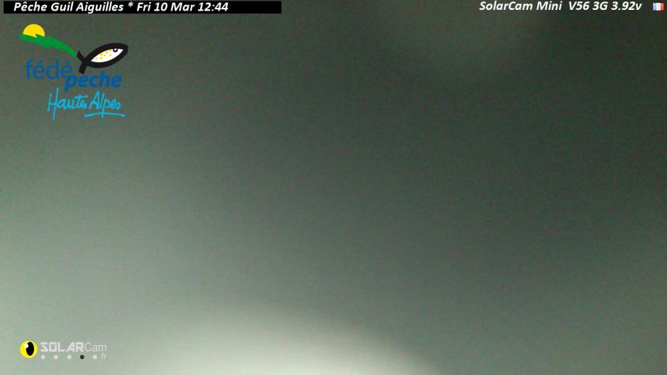 Webcam du Lac de Serre-ponçon aux Eygoires