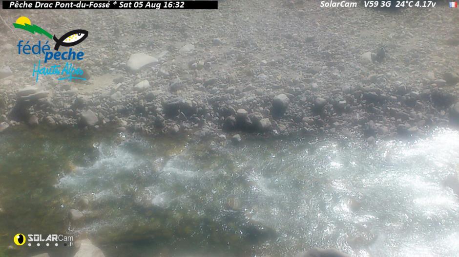 Webcam du Guil à Aiguilles